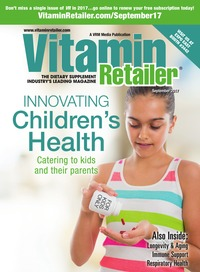 online magazine - Vitamin Retailer September 2017