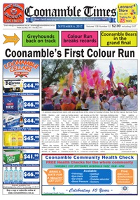 online magazine - Coonamble Times September 6, 2017