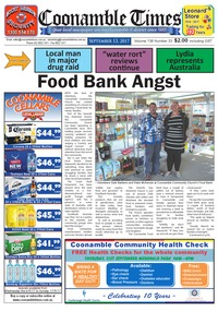 online magazine - Coonamble Times September 13, 2017