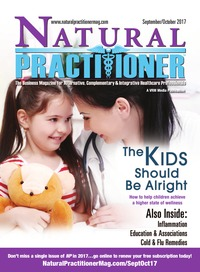 online magazine - Natural Practitioner September/October 2017