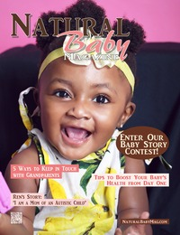 online magazine - Natural Baby Magazine October 2017  |  Vol. 1 Issue 2
