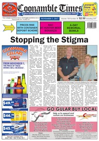 online magazine - Coonamble Times November 1, 2017