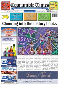online magazine - Coonamble Times November 8, 2017