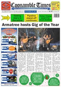 online magazine - Coonamble Times November 29, 2017
