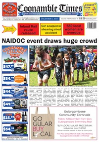 online magazine - Coonamble Times December 6, 2017