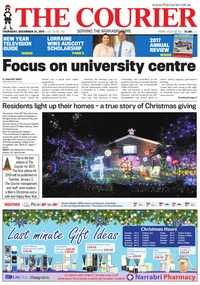 online magazine - The Courier, December 21, 2017