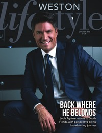 online magazine - Weston Lifestyle January 2018