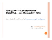 online magazine - Coconut Water Market Research Report | Arizton