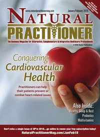 online magazine - Natural Practitioner January/February 2018