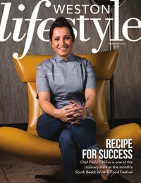 online magazine - Weston Lifestyle February 2018