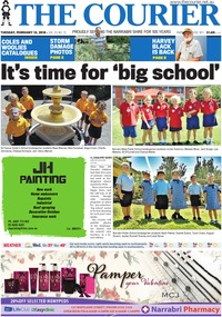online magazine - The Courier and Wee Waa News, February 13, 2018