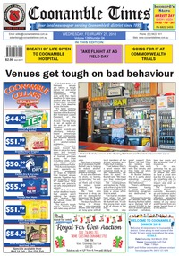 online magazine - Coonamble Times February 21, 2018