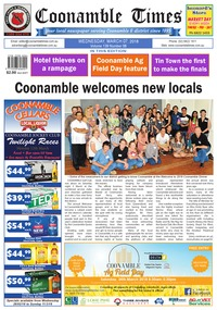 online magazine - Coonamble Times, 7 March 2018
