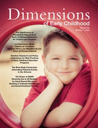 online magazine - Dimensions of Early Childhood Vol. 46 Number 1