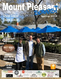 online magazine - Mount Pleasant Saves - April 2018