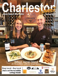 online magazine - Charleston Saves - March 2018