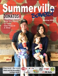 online magazine - Summerville Saves - March 2018