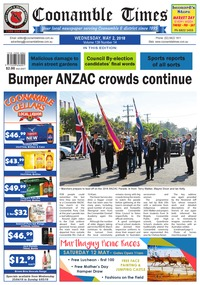 online magazine - Coonamble Times, 2 May 2018
