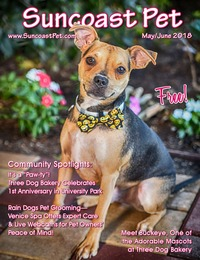 online magazine - Suncoast Pet - May - June 2018