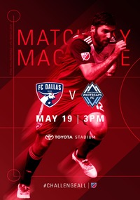 online magazine - Gameday Magazine vs Vancouver Whitecaps FC