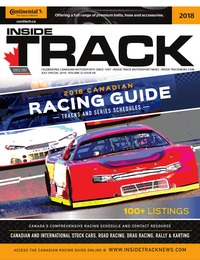 online magazine - Canadian Racing Guide • Vol. 22, Iss. 04 • July Special 2018 COMP