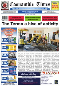 online magazine - Coonamble Times, 30 May 2018
