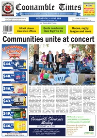 online magazine - Coonamble Times, 6 June 2018