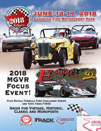 online magazine - Official 2018 VARAC Vintage Grand Prix Program