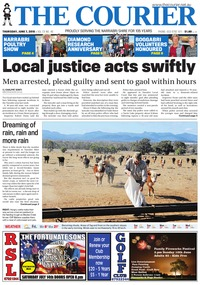 online magazine - The Courier, June 7, 2018