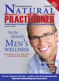 online magazine - Natural Practitioner June/July 2018