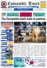 online magazine - Coonamble Times June 14 2018