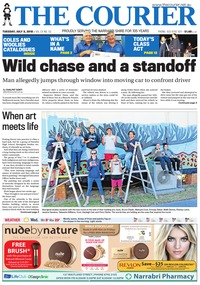 online magazine - The Courier and Wee Waa News, July 3, 2018