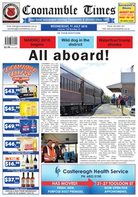 online magazine - Coonamble Times, 11 July 2018