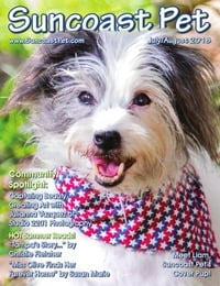 online magazine - Suncoast Pet - July - August 2018 Issue