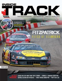 online magazine - Inside Track Motorsport News • Vol. 22, Iss. 05 • August 2018
