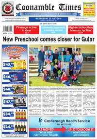 online magazine - Coonamble Times, 25 July 2018