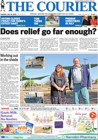 online magazine - The Courier and Wee Waa News, July 31, 2018