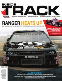 online magazine - Inside Track Motorsport News • Vol. 22, Iss. 06 • Sep./Oct. 2018