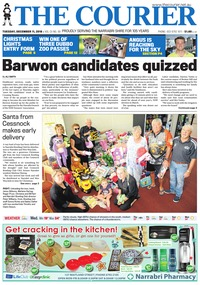 online magazine - The Courier and Wee Waa News 181211