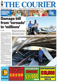 online magazine - The Courier, January 3, 2019