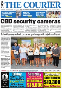 online magazine - The Courier, January 31, 2019