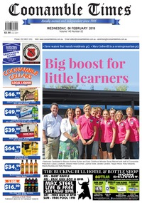online magazine - Coonamble Times, 6 February 2019