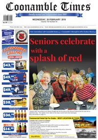 online magazine - Coonamble Times, 20 February 2019
