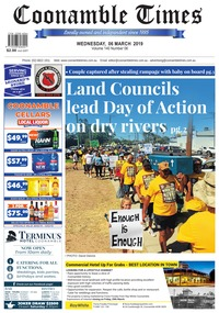 online magazine - Coonamble Times, 6 March 2019