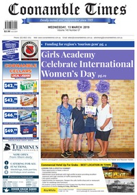 online magazine - Coonamble Times, 13 March 2019
