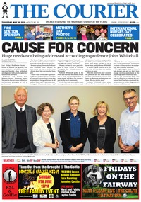 online magazine - The Courier, May 16, 2019