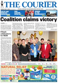 online magazine - The Courier and Wee Waa News, May 21, 2019