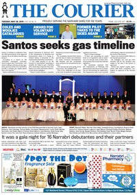 online magazine - The Courier and Wee Waa News, May 28, 2019