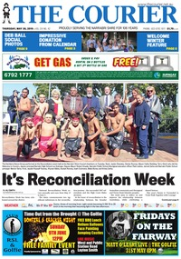 online magazine - The Courier, May 30, 2019