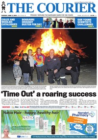 online magazine - The Courier and Wee Waa News, June 11, 2019